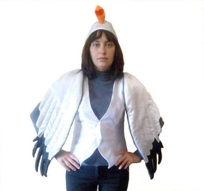 Affossare la Sirenetta Bird Costume Halloween Costume di  d6026c27fa5e