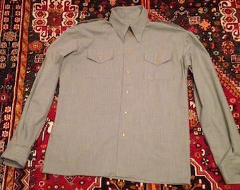 WW1 WWI uniform style shirt Historical Costume  all sizes