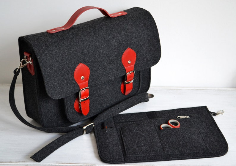 c853971164 Ordinateur portable en feutrine sac 15 pouces sac   Etsy