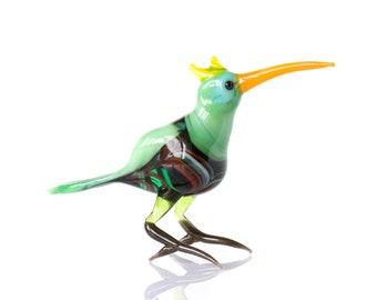 Flying Dinosaur Bird Animal Miniatures Dollhouse Figurine Collectible Home Decor