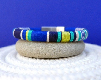 WOVEN Men's bracelets