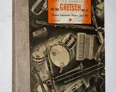 Vintage 1939 Gretsch Instrument Dealer Catalog Guitars, Tube Amplifiers, Banjos, Harmonicas More