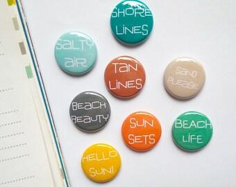 Beach Life - Mini Flair Set