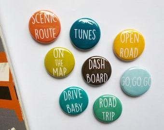 Road Trip - Mini Flair Set