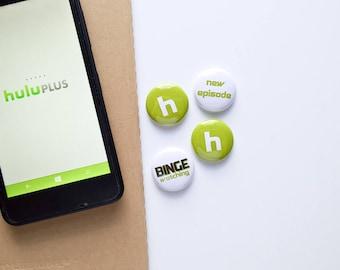 Hulu - Inpired Mini Flair Pack