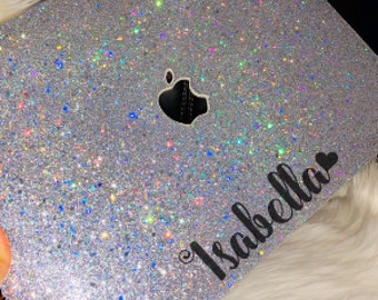 MacBook Case Cover With Keyboard Protector Blink Laptop Case Gorgeous Glitter MacBook Case MacBook Air Pro Retina M1 11 12 13 15 A2337