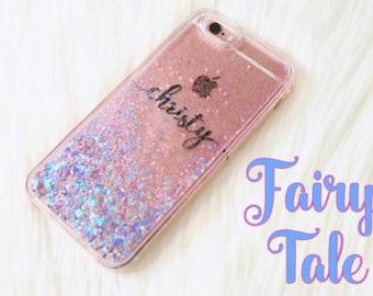Personalized Liquid Glitter Phone case google pixel 2 XL iPhone case X/5S/SE/6s/6/7/8 plus Samsung galaxy note 8/s7 edge/s8/S9+
