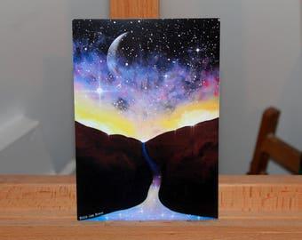Print: Night Sky (Original)