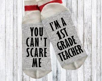 custom socks gift for mom Words on socks gift for teacher gift for her Novelty Socks Funny socks text on socks