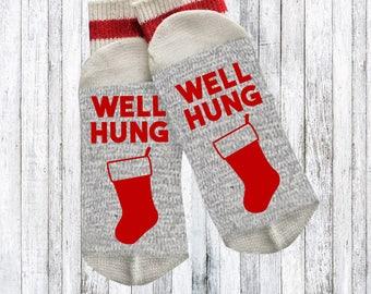 funny socks novelty socks christmas socks words on socks funny gift for him funny christmas gift funny christmas socks - Funny Christmas Socks