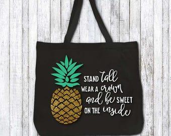 Pineapple Nature Gym Bag hannisch
