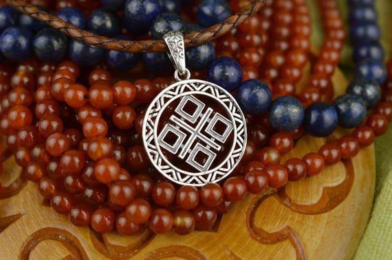 Makosh Symbol  Bereginya  Handmade Slavic Amulet  Women's Protective  Talisman  Nordic Female Protective Amulet  Scandinavian Women Symbol