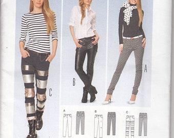 2825eb8854e Simplicity 6855 6-16 Women s Trousers