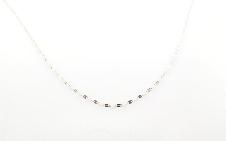 0c00bc7eede3b5 14K Fine Gold Twisted Sparkle Chain Solid Gold Bracelet | Etsy