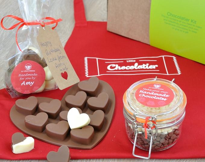 Unique Choc Kit, Heart Shaped Chocs, Thoughtful chocolate, Chocs to keep, Chocs to give, heart chocolates, Valentines, Engagement, Wedding