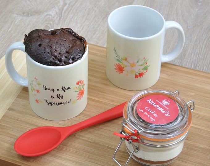 Baby shower new mum gift, baby shower sweet cake, personalised baby, new mum sweet treat, mummy gift, well done mum, super mum, supermum