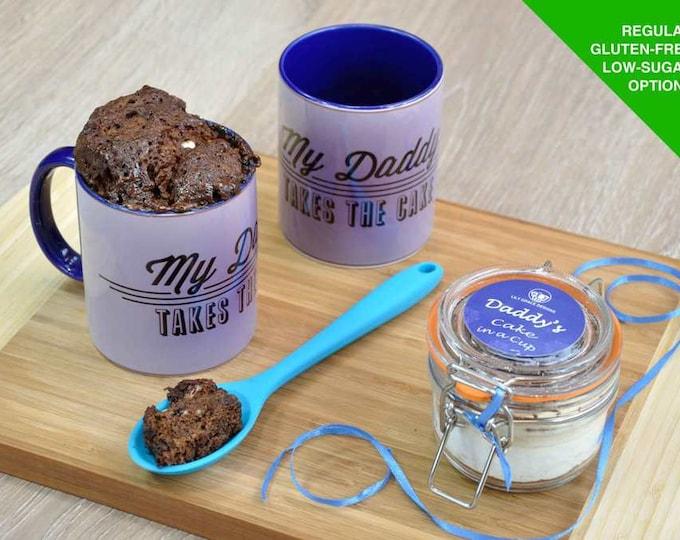 Gift for Daddy, present for dad, daddys birthday, fathers day, father's day, present for dad, gift for daddy, baking gift, daddy mug, choco