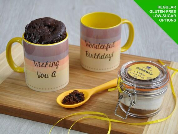 Birthday Mug For Dad Brother Uncle Grandad Birthday Cake Etsy