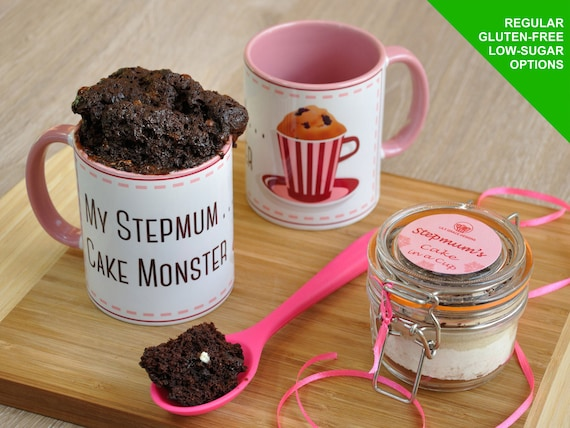 Step Mum Mug Gift Cake Stepmother Present For