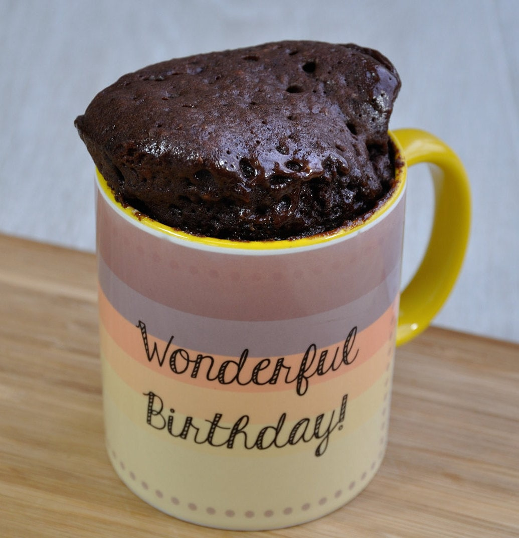 Birthday Mug For Dad Brother Uncle Grandad Cake Gift His Personalised In A Cup Chocolate
