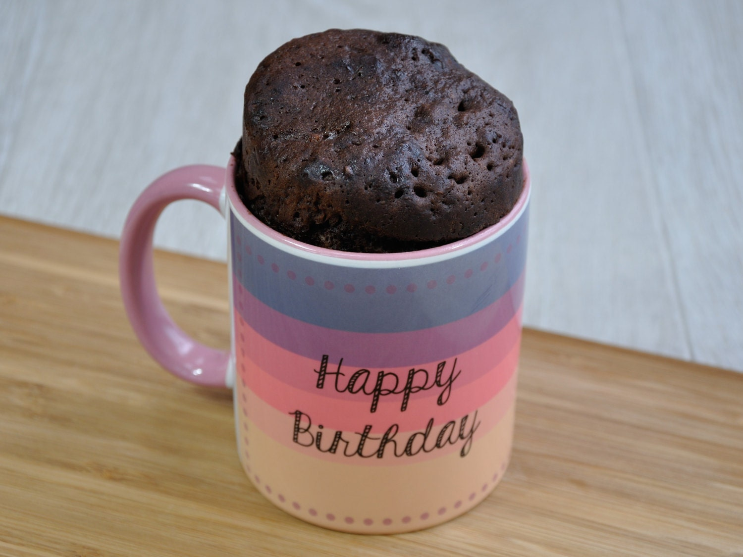 Mug Cake Kit Birthday Gift Gallery Photo
