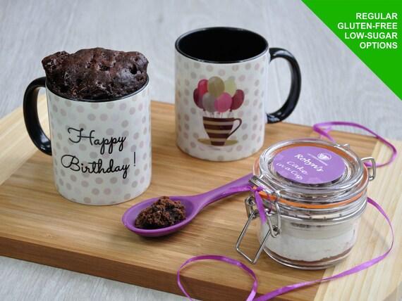 Birthday Cake Gift Mug For Man Mans