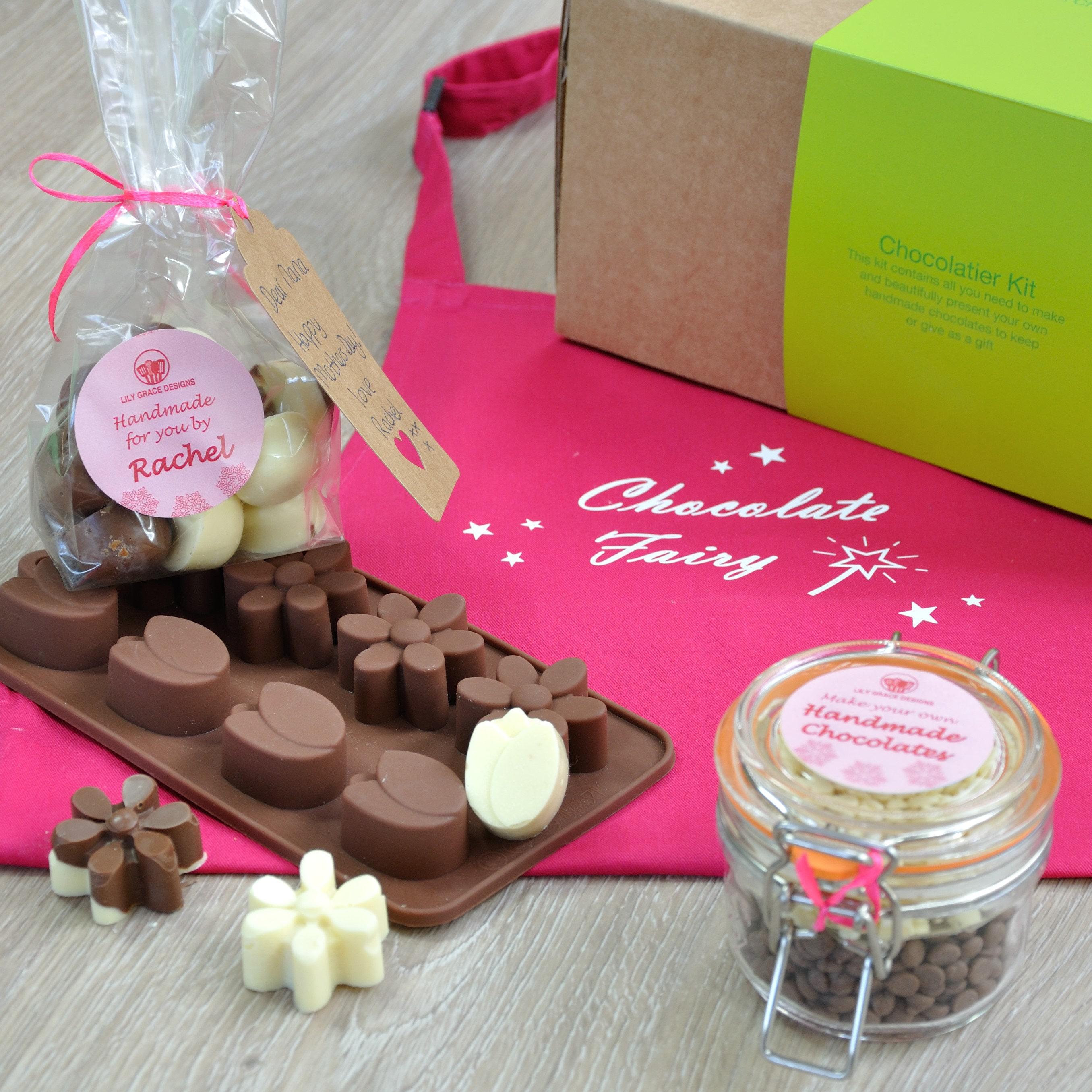 Chocolates For Nana, Aunt, Gran, Mum, Daisy chocs, tulip chocs ...