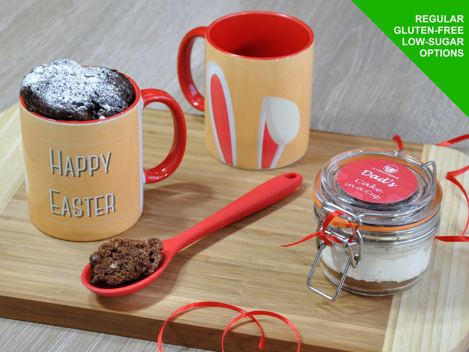 Easter egg easter gifts personalised easter gluten free easter easter egg easter gifts personalised easter gluten free easter for her easter bunny easter cake easter treat easter mug cake kit negle Gallery