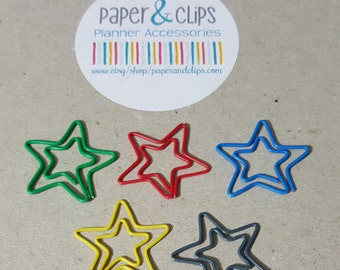 5 Star Paperclips