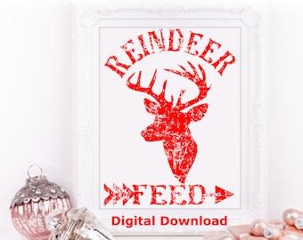Christmas decor Printable wall art holiday decor christmas decoration christmas print christmas printable christmas poster christmas art