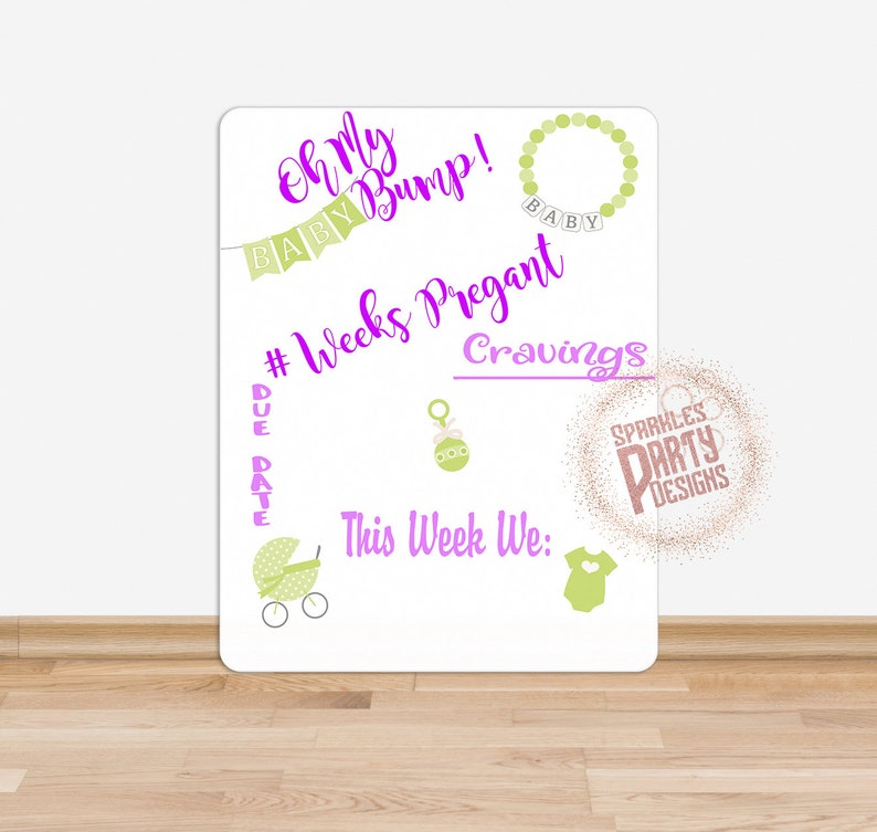 Baby Bump Stats Sublimation graphics designs download png image 0