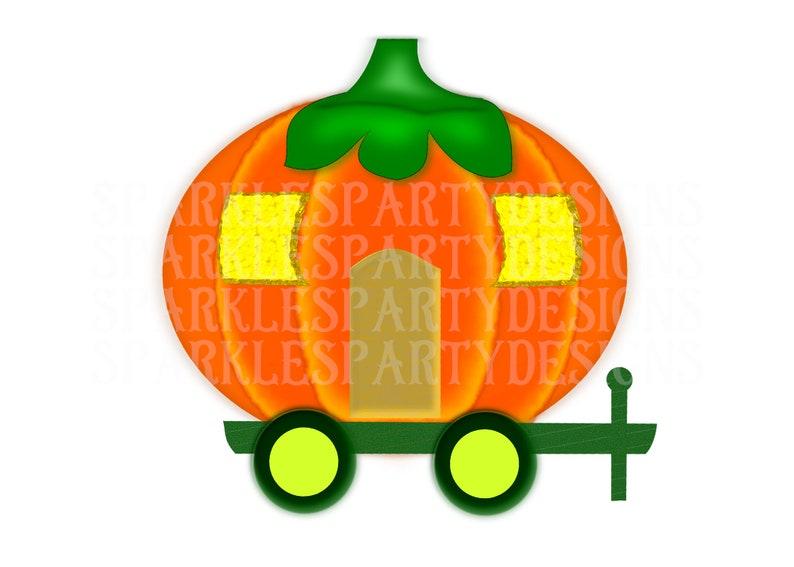 Fall Pumpkin Camper Sublimation Graphics Designs Downloads image 0