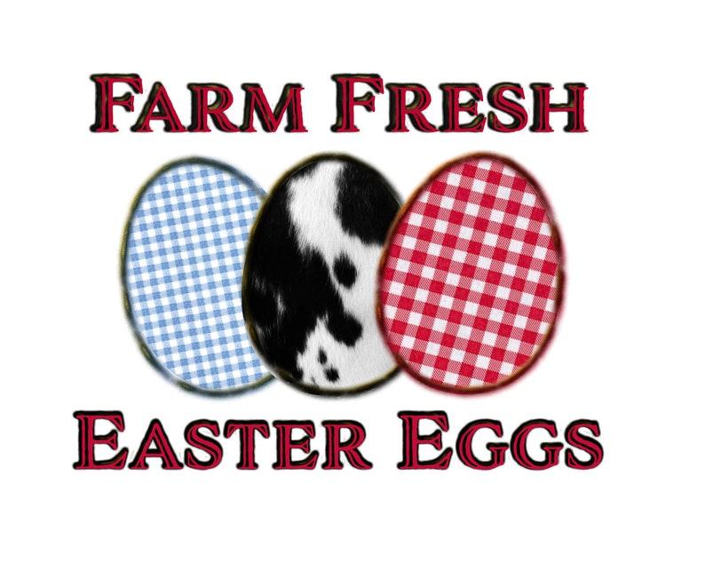 Easter sublimate design download, Easter Eggs design, Easter sublimation,  Farm sublimate, Farm Fresh Eggs design, digital download, graphics