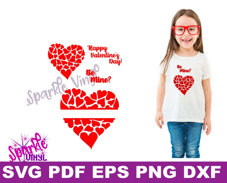 Svg Valentine Toddler Girl Kids Shirt Outfit Valentine Svg Etsy