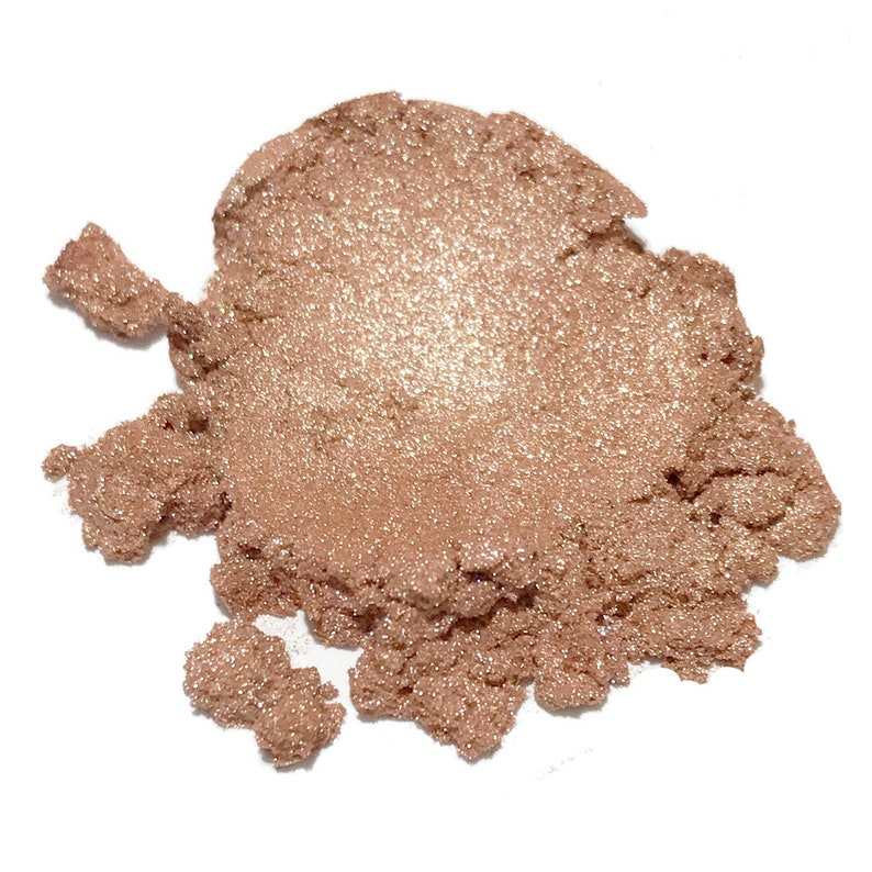 Rose Gold  Vegan Mineral Eyeshadow image 0