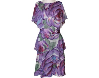 f9c704631e9 70s Vintage Dress