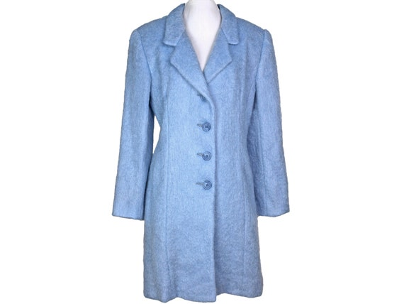 fantastic savings top design pretty cool Vintage Mohair Coat Vintage Marvin Richards Coat Mohair Wool | Etsy