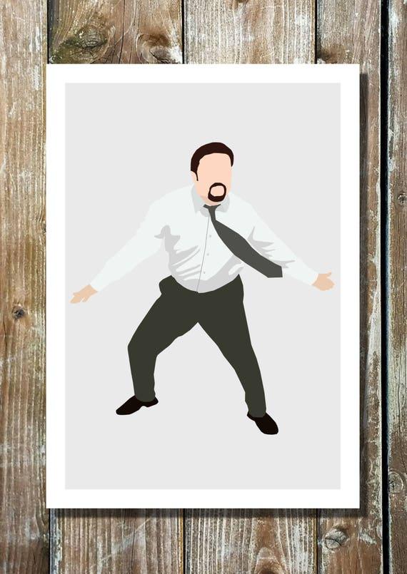 Wall Art Print Home Decor Gifts Flashdance Poster