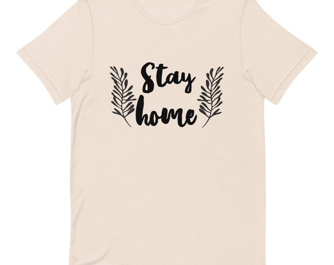 Stay home tshirt
