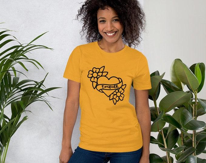 EMPATH Short-Sleeve Unisex T-Shirt