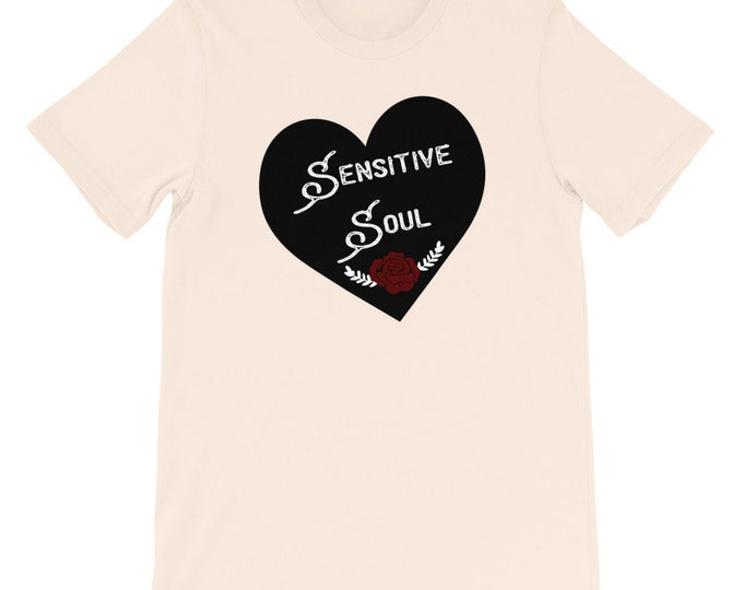 Sensitive soul plus size