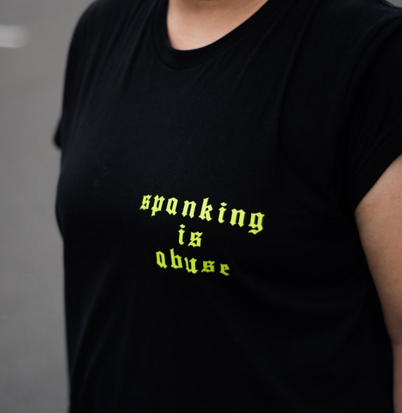 Spanking is abuse