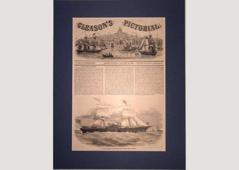 Ericsson \u2013 1853 New York \u2013 New York \u2013 Caloric Ship