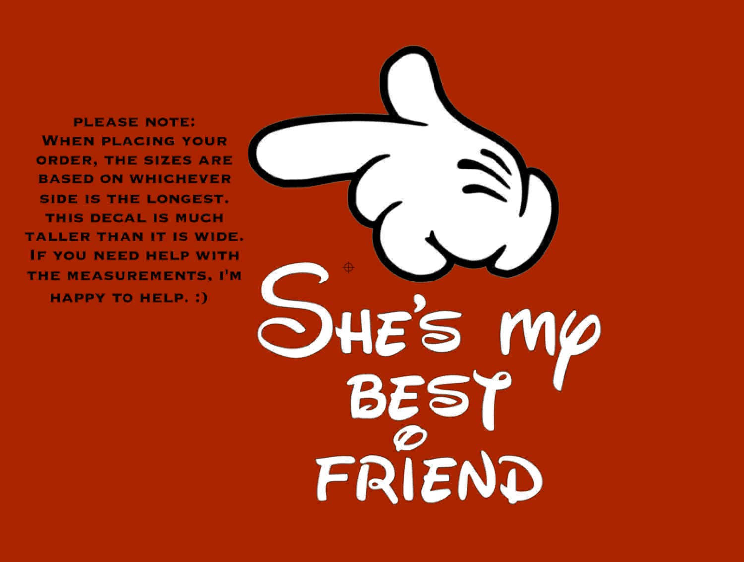 Shes My Best Friend Shirts Cheap