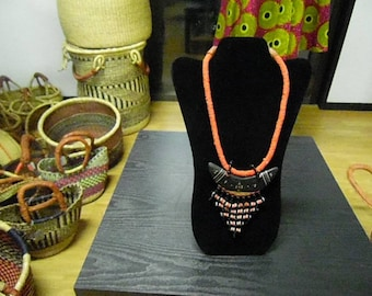 Tribal African Necklace