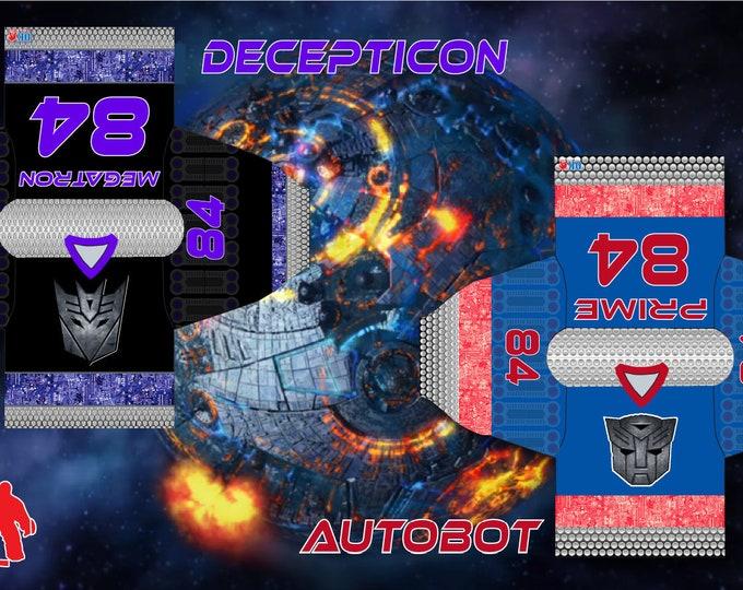 Transformers Hockey Jerseys