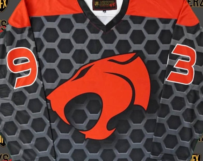 Thundercats home and away jerseys