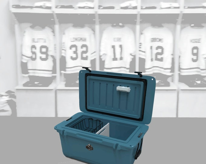 Beer Locker Extended Chill Coolers With Hockey Puck Bottle Opener