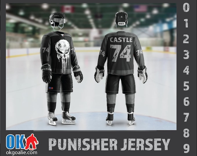 Punisher Hockey Jersey
