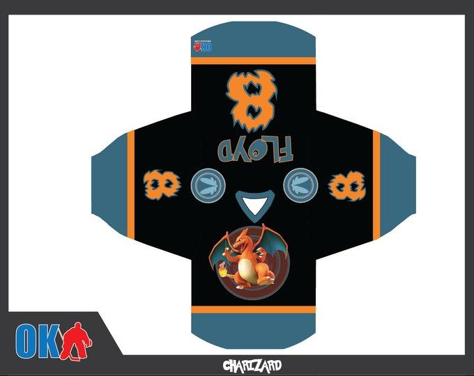 Charizard Hockey Jersey